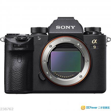 Sony A9 接近全新 今年2月購入 (a7 a7r a7s)