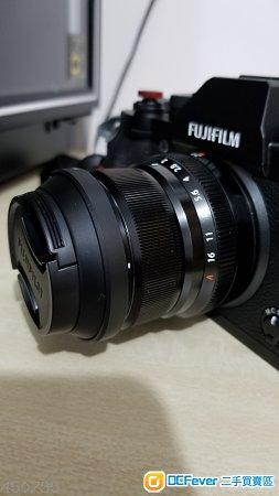 Fujifilm XF 23mm f2 Black Fujinon