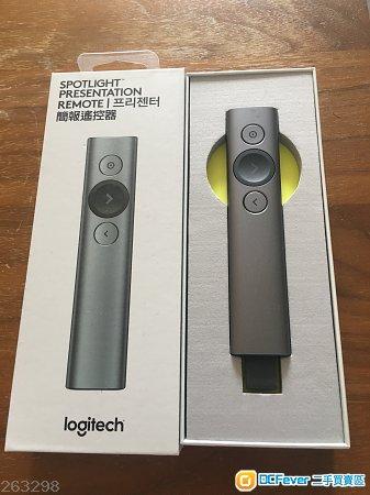 Logitech Spotlight 簡報遙控器