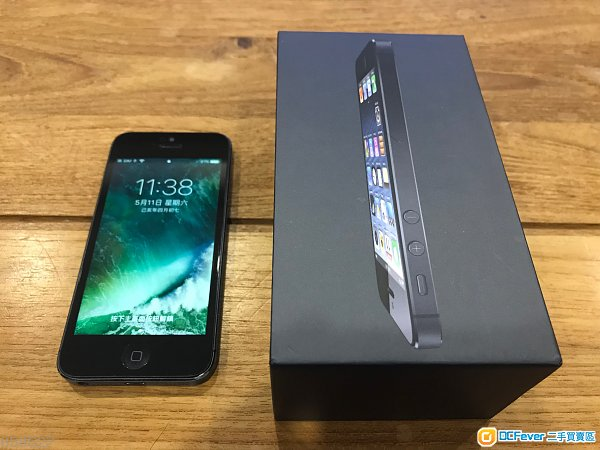 iPhone 5 , Black, 16GB