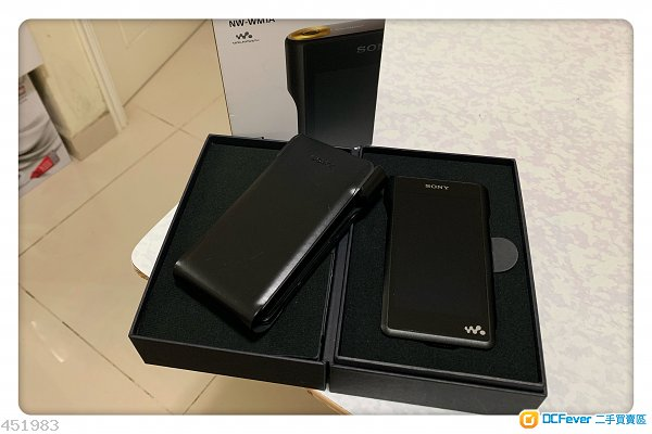[ FS ] Sony WM1a 黑磚 ........... not WM1z SP1000