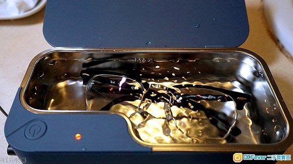 100%全新 Smartclean 超聲波 眼鏡清洗機 Vision.5 洗眼鏡