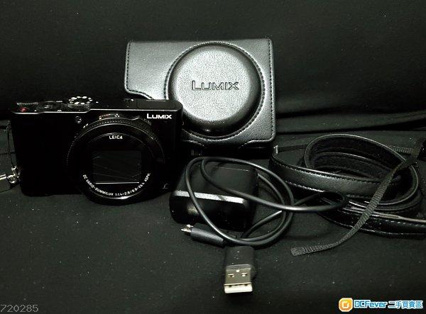 "95%新 Panasonic Lumix DMC-LX10 1"" Sensor f1.4-2.8 24-75mm 4K"