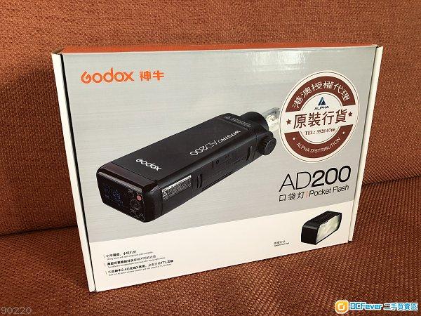 神牛 Godox AD200