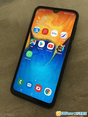 Samsung A20 黑色行貨