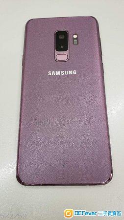 90% new Samsung S9+ 256GB, Purple