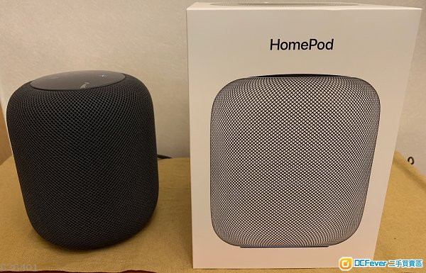 HomePod 黑色 Apple Care+
