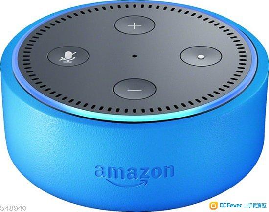 Echo Dot Kids Edition (Blue)