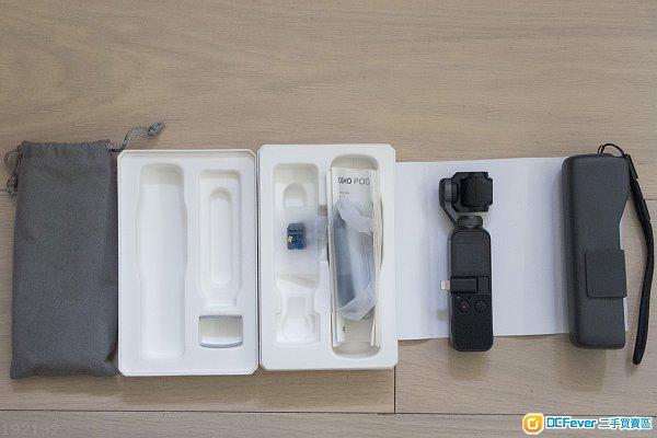 99% 新行貨OSMO Pocket