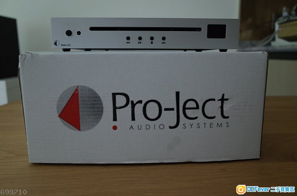 Project AUDIO Maia CD Player 98%New