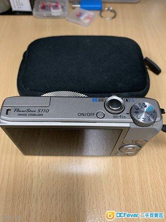 Canon S110 大光圈(超新)支持環保