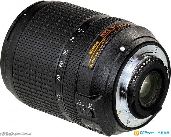 Nikon 18-140mm f:3.5-5.6 尼康鏡