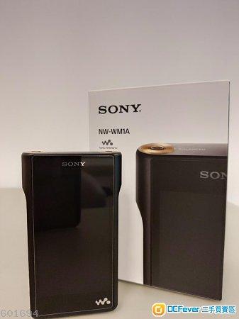 99% Sony NW-WM1A 行貨