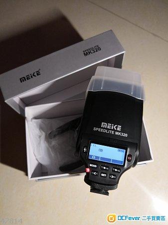 美科MK320 for sony
