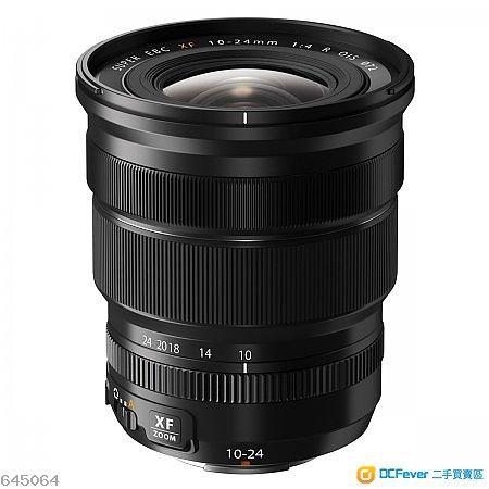 Fujifilm XF10-24 F4 極新