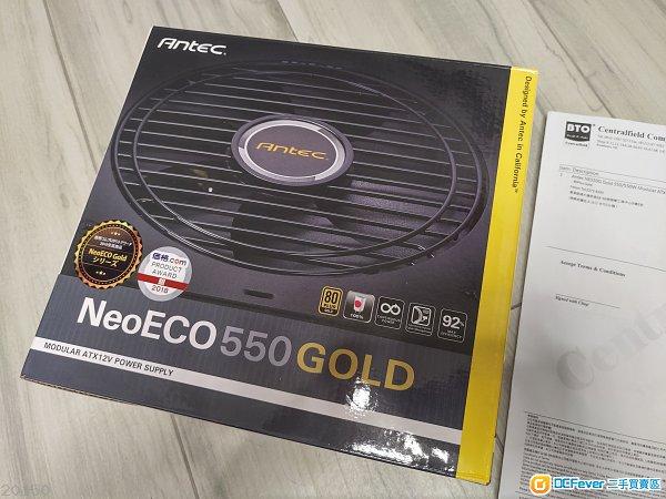 Antec NE550G Gold 550W 火午