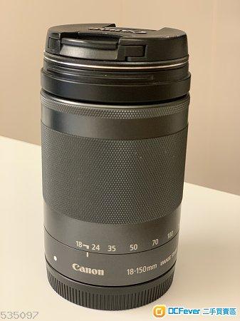 Canon EF-M 18-150