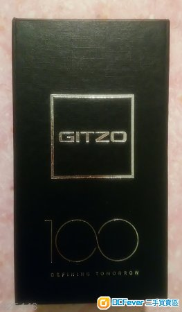 Gitzo 100 anniversary 紙鎮