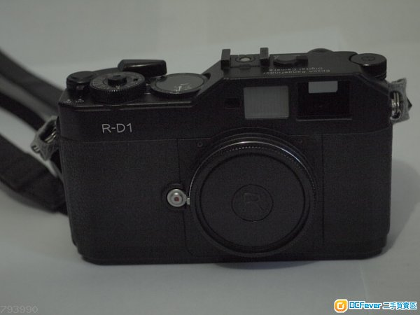 Epson R-D1 body As New (not Leica M8 M9 M240 M10)
