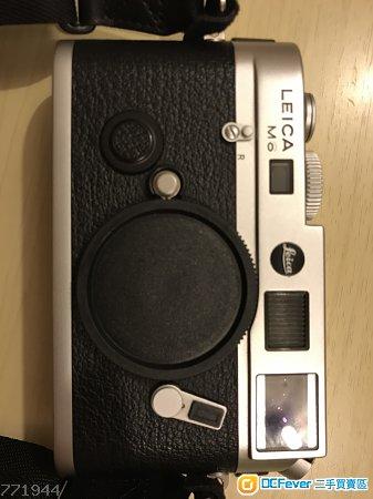Leica m6 ttl 0.58