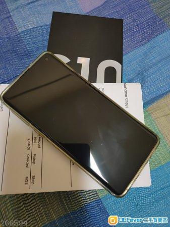Samsung S10  8GB+128Gb whie行貨