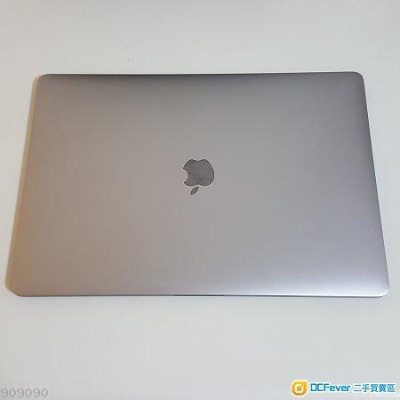 "MacBook Pro 15"" (2018 太空灰) i7 16G 256GB 5月1日購自Apple 有盒有單 充電次數:7"