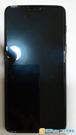 Oneplus 6  8+128GB 國行 Mirror Black 95%New