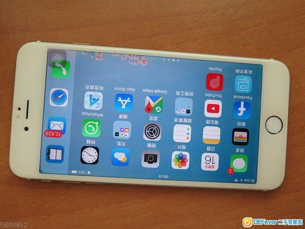 99% 新iPhone 6 plus 128G