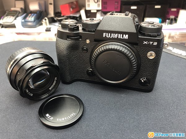 Fujifilm X-T2 + 七工匠35mm F/1.2