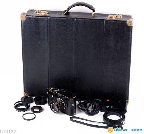 【限量版125台】Leica M-P 240 帶Summicron-M 35/2 Asph 6bit Lenny Kravitz Editi