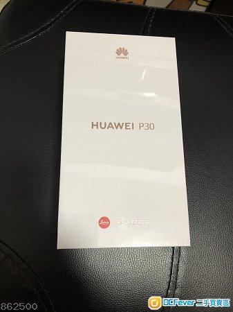 Huawei P30全新未開封