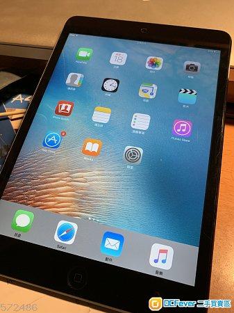 70%new Ipad mini 16gb black wifi (MD528ZP/A)