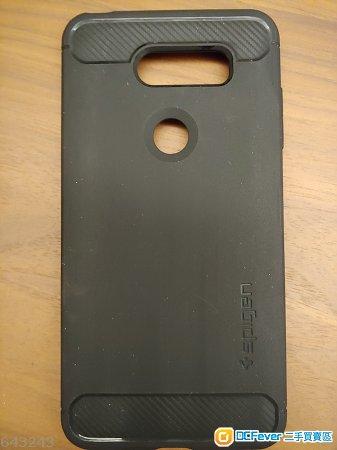 LG V30 全新 1個 手機殼 和 1 片 mon 貼