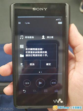 Sony Wm1a 黑磚 80% new 用家機