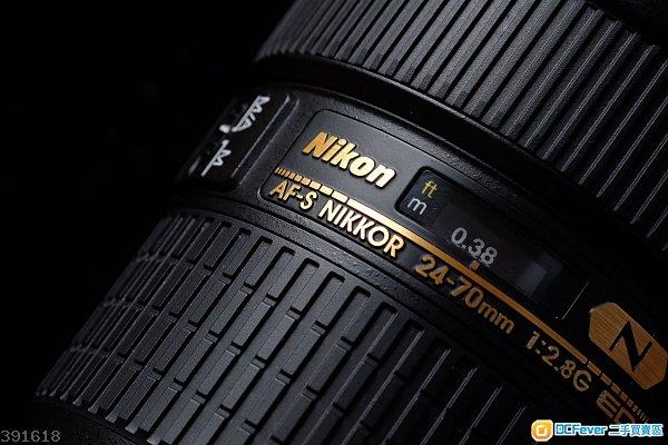 行貨98新NikonAF-S 24-70mm ED,全新有11個月保用AF-S 14-24mm ED f2.8可換定焦金圈鏡