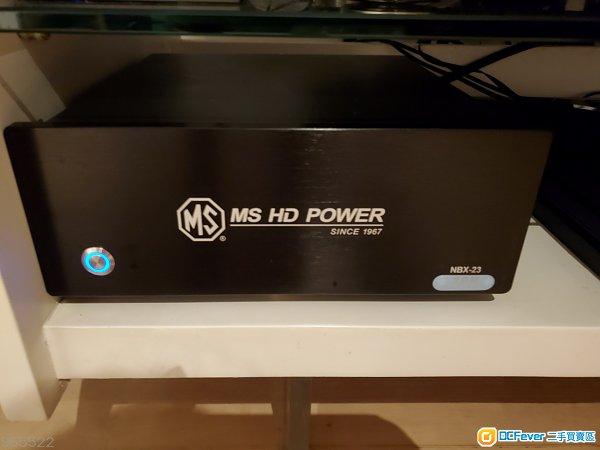 MS HD POWER NBX-23 電源重整處理器