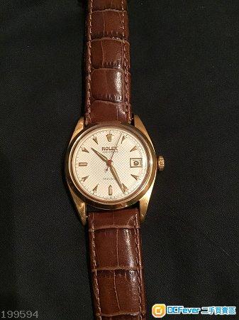 1960s Rolex
