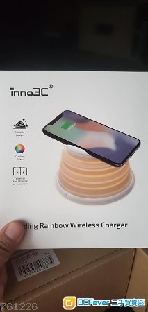 inno3C 無線充電板 95%新