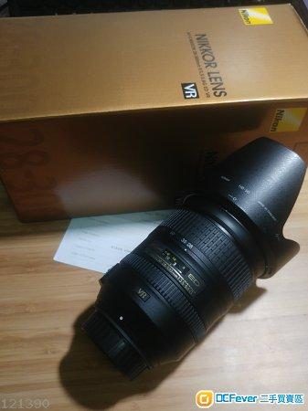 Nikon AF-S 28-300mm F3.5-5.6G VR 行貨