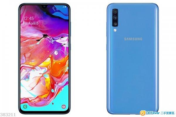 Samsung Galaxy A70(8GB+128GB)