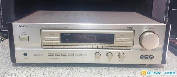 DENON AVR-1000G Amplifier