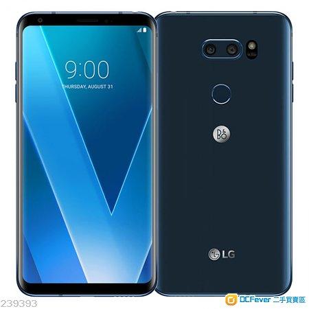 98% New LG V30+ 藍色 香港行貨