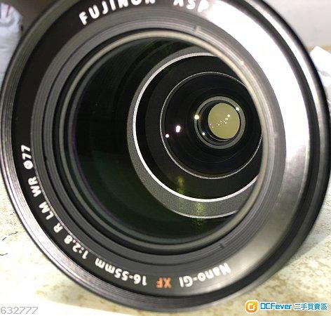 Fujifilm XF16-55 f2.8 + B+W XS-PRO 77mm filter 富士旗艦標準變焦鏡頭