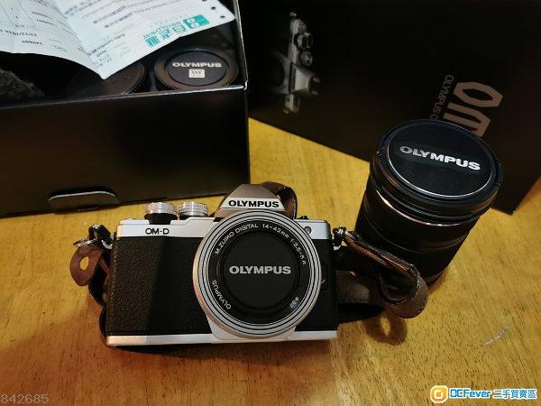Olympus OM-D E-M10 Mark II 雙鏡套裝