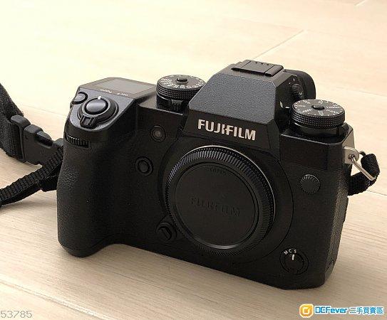 Fujifilm XH1 99%新 豐澤行貨齊盒