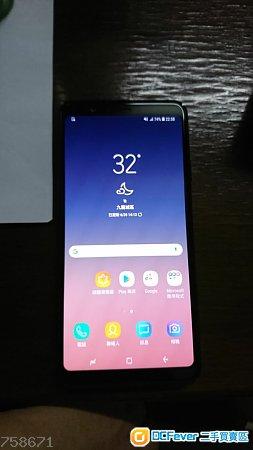Samsung A8 star 96%新