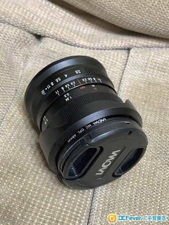 老蛙 laowa Fujifilm xf mount 9 mm