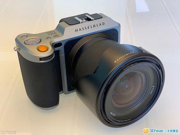 Hasselblad X1D-50c Body only 石利洛行貨 2018年4 月中買入