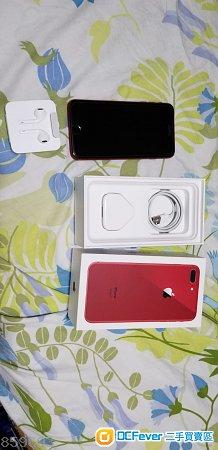 iPhone 8plus 64gb 紅色