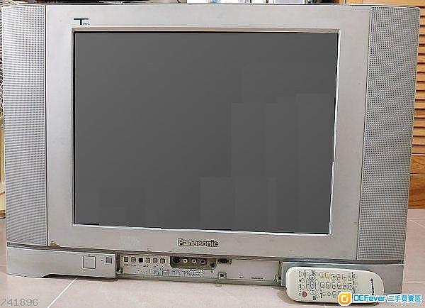 Panasonic TC-21PS78H  21寸CRT 彩色電視機 TV  (連遙控)